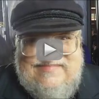 George R.R. Martin Interview
