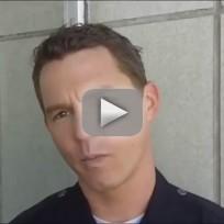 Shawn Hatosy Set Interview
