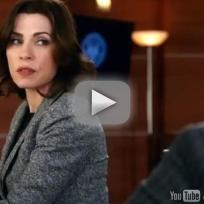 "The Good Wife Promo: ""The Wheels of Justice"""