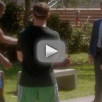 NCIS 'Squall' Clip - You Need a Hook Shot!