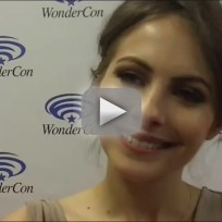 Willa Holland WonderCon Interview