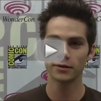 Dylan O'Brien WonderCon Interview