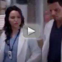 Greys anatomy sleeping monster clip jealous alex