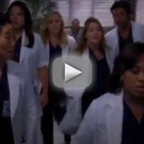 Greys anatomy do you believe in magic clip we need you