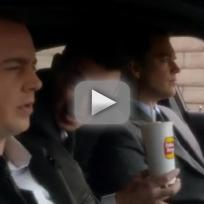 NCIS 'Double Blind' Clip - Stakeout