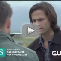 Supernatural Season 8 Finale Promo