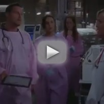 Grey's Anatomy Season 9 Finale Clip - Evacuations