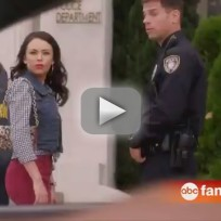 "Pretty Little Liars Promo: ""Turn of the Shoe"""