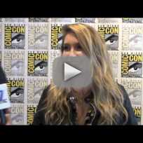 Sarah Carter Comic-Con Interview