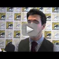 Drew roy comic con interview