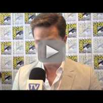 Josh dallas comic con interview