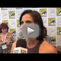 Lana parrilla comic con interview
