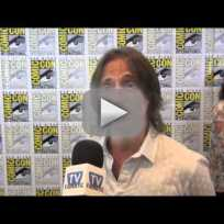 Robert carlyle comic con interview