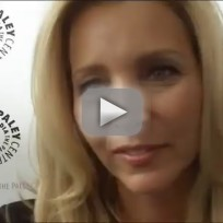 Lisa Kudrow Exclusive