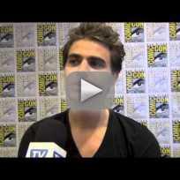 Paul Wesley Teases The Vampire Diaries Season 5
