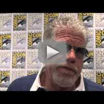 Ron perlman exclusive