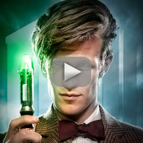 Doctor Who Announcement Teaser