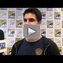 Robbie Amell Comic-Con Interview