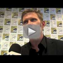 Mark Pellegrino Comic-Con Interview