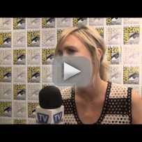 Vera Farmiga Comic-Con Interview