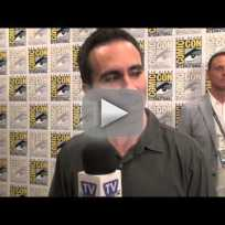 Nestor Carbonell Comic-Con Interview