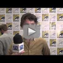 Freddie highmore comic con interview