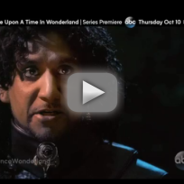 Once Upon A Time In Wonderland Promo: It's Jafar!