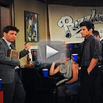 How i met your mother promo tailgate