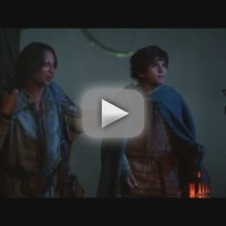 Once Upon a Time Clip: Trouble for Rumplestiltskin