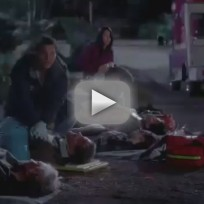 Grey's Anatomy 'Suddenly' Clip: Car!