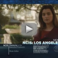 NCIS 'A Desperate Man' Promo