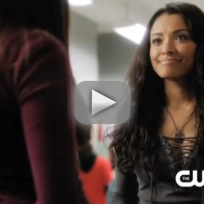 The vampire diaries clip our town