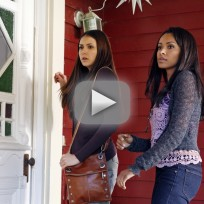 "The Vampire Diaries Promo: ""The Ties That Bind"""