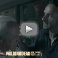 "The Walking Dead Winter Premiere Clip: ""Nebraska"""