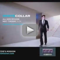 "White Collar Promo: ""Upper West Sider"""