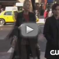 Gossip girl father and the bride clip dan and serena