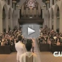 Gossip Girl Wedding Clip: Here Comes the Bride