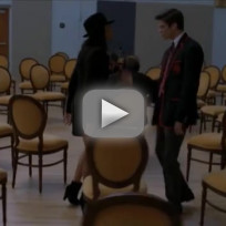 Naya rivera and grant gustin smooth criminal