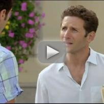 Royal pains promo my back to the future