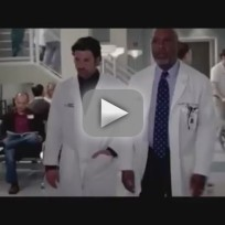 Grey's Anatomy If/Then Clip: Derek and Meredith