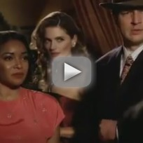 Castle Clip: A Walking Fairy Tale
