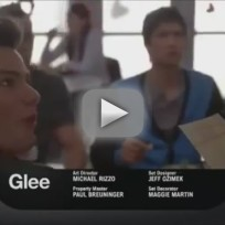 Glee promo heart