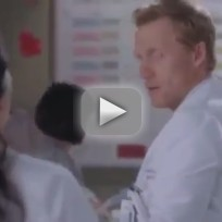 Greys anatomy all you need is love clip look out