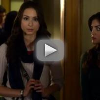 Pretty Little Liars Clip: What's Wrong, Spencer?