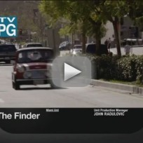 The finder promo little green men