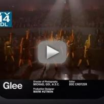 Glee promo on my way