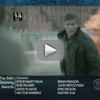 Person of interest promo blue code