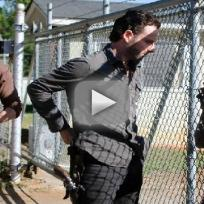"The Walking Dead Promo: ""18 Miles Out"""