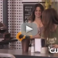One Tree Hill Clip: Leave My Family Alone!