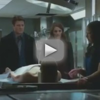 Castle Clip: In the Lab